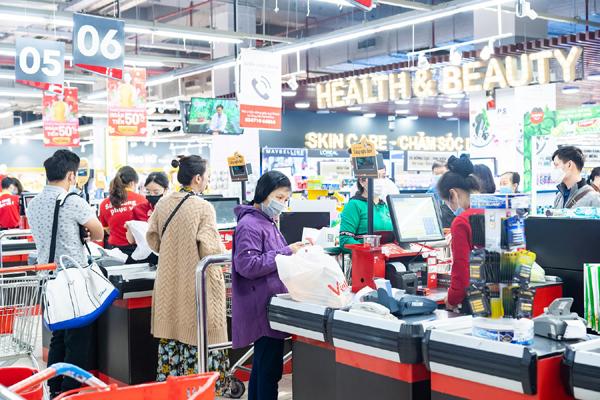 Sức mua tăng, thị trường bán lẻ Việt kỳ vọng khởi sắc