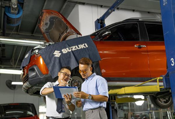 Suzuki tăng thời gian bảo hành động cơ, hộp số cho xe du lịch