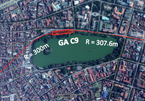 Hà Nội nghiên cứu phương án bỏ ga ngầm C9 cạnh hồ Gươm