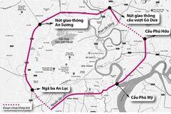TP.HCM kiến nghị Bộ GTVT đẩy nhanh đầu tư đường vành đai 100.000 tỷ đồng