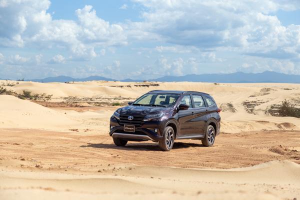 Toyota Rush, những trải nghiệm thú vị sau tay lái