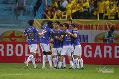 Video bàn thắng Hà Nội 3-2 Thanh Hóa