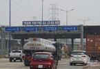 Trạm BOT Xa lộ Hà Nội thu phí trở lại sau hơn 3 năm dừng