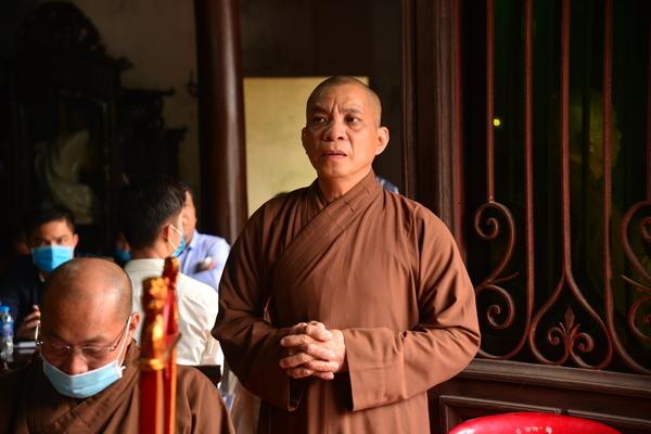 Sư chùa Hưng Khánh: ''Tôi mà cố tình thì cả đời tu cũng không đắc đạo''