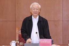 Bổ sung một số vụ án vào diện BCĐ Trung ương chống tham nhũng theo dõi, chỉ đạo