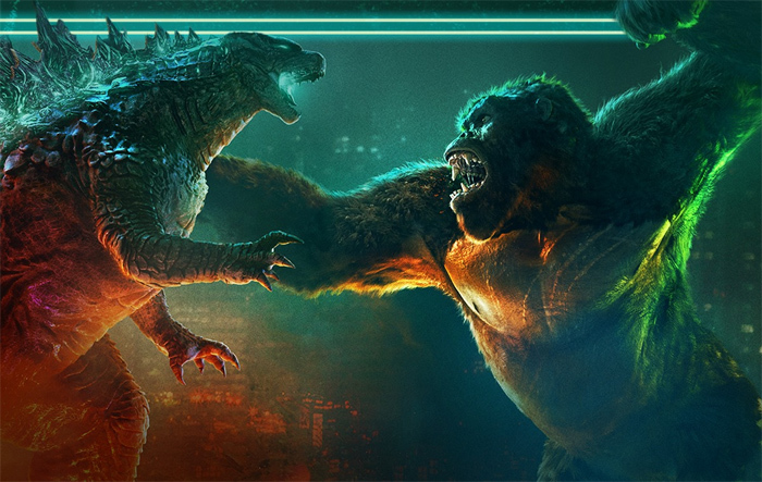 Những điều thú vị không thể bỏ lỡ trong bom tấn 'Godzilla đại chiến Kong'