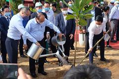 Trồng mới 10 triệu cây xanh để hiện thực hóa sáng kiến của Thủ tướng