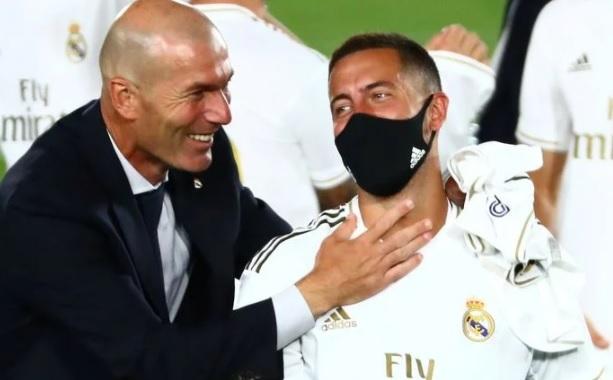 Real Madrid cắt lỗ 50%, bán Hazard 50 triệu euro