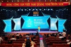 Quảng Ninh xếp hạng huyện, sở: Cẩm Phả quán quân, Vân Đồn cuối bảng