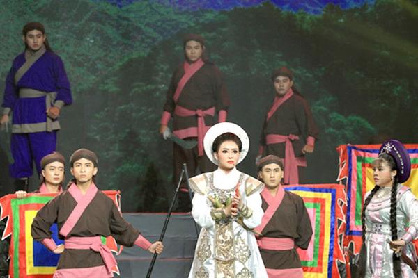 Traditional music,Vietnamese artists