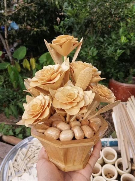 An Giang,miniatures,craftsman,Trieu Hong Ho Em