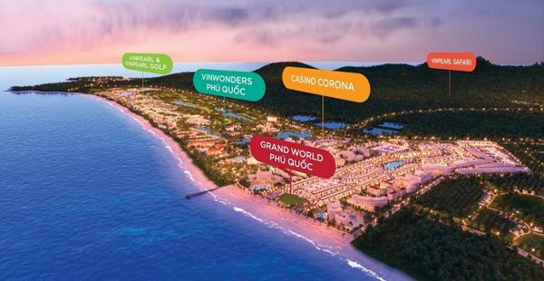Phú Quốc United Center - bước chuyển ngoạn mục của ngành công nghiệp du lịch giải trí Việt Nam
