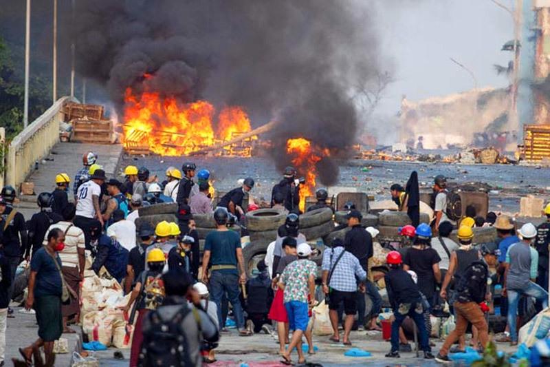 Thêm người biểu tình thiệt mạng, phe đối lập muốn tòa quốc tế điều tra quân đội Myanmar