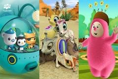 3 kênh truyền hình quốc tế siêu hấp dẫn cho trẻ từ 1 - 5 tuổi