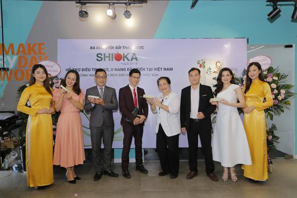 Ra mắt Shioka - sản phẩm hỗ trợ hạn chế u xơ tử cung