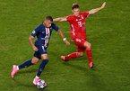 Bốc thăm tứ kết C1: Liverpool đụng Real, Bayern chiến PSG
