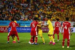 Video bàn thắng Nam Định 1-2 Viettel