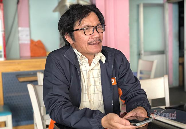 NSƯT Công Ninh: 'Đọc sách thể hiện văn hóa của người làm nghệ thuật!