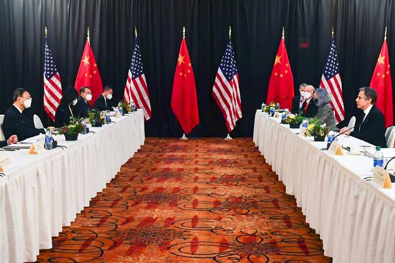 Nơi lý tưởng cho việc 'thử lửa' quan hệ hợp tác Mỹ-Trung