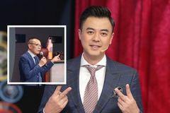 MC Tuấn Tú tiết lộ Lại Văn Sâm là người thầy dẫn dắt vào nghề MC
