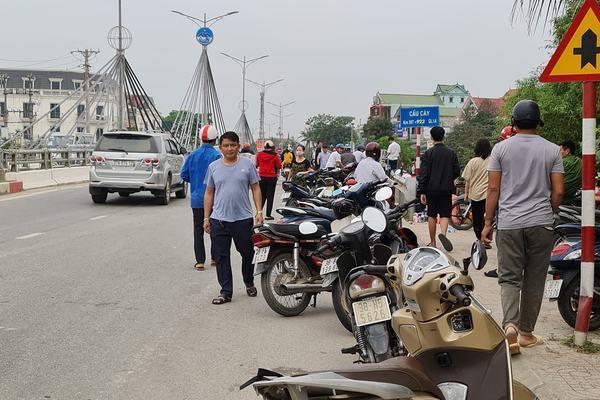 Thanh niên tử vong sau khi nhảy sông cứu bạn gái ở Hà Tĩnh