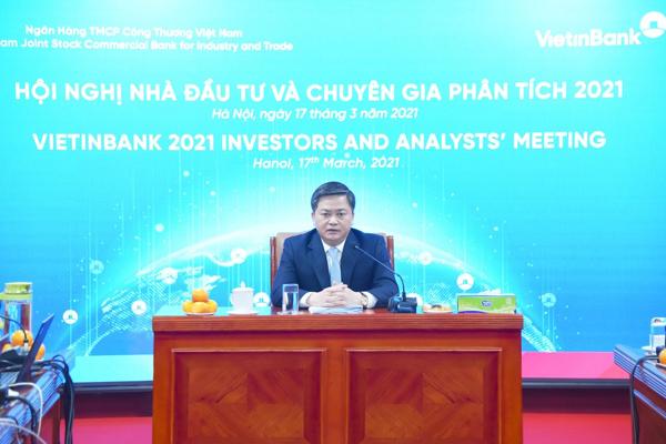 VietinBank đặt khát vọng là ngân hàng hiệu quả hàng đầu, uy tín nhất