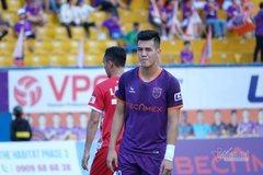 Video bàn thắng Bình Dương 0-1 Hải Phòng