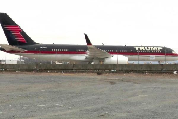 Máy bay riêng mạ vàng của ông Trump giờ ra sao?
