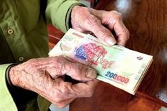 Từ ngày 1/1/2022: Đề xuất tăng 15% lương hưu, trợ cấp BHXH