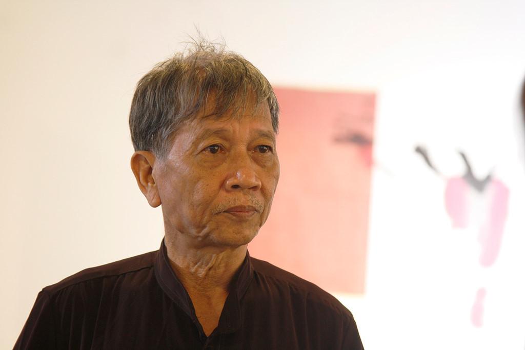 Nguyễn Huy Thiệp: Bóng dài đổ mãi