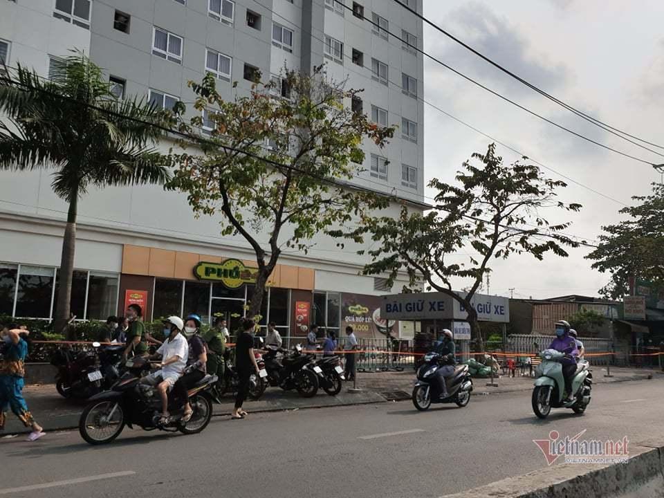 Nghi vấn hai cô gái tử vong do rơi lầu chung cư ở Sài Gòn