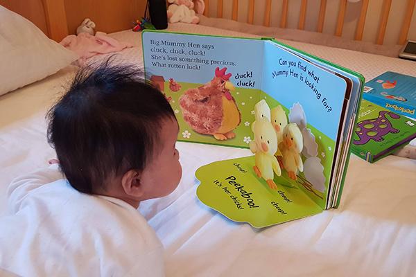 Nhà văn Trần Thùy Mai: 'Nhiều bé một, hai tuổi thích sách hơn đồ chơi'