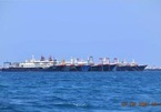 Hàng trăm tàu Trung Quốc tụ về một nơi ở Biển Đông, Philippines lo ngại