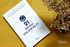 '21 bài học cho thế kỷ 21': Ai nắm dữ liệu, người đó nắm tương lai