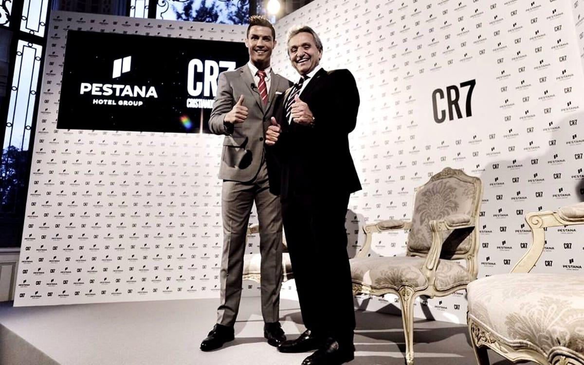 Từ Ronaldo đến Tiger Woods: Những doanh nhân thể thao