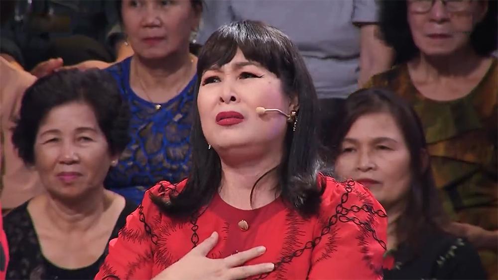 NSND Hồng Vân, Tự Long kể về ký ức buồn xúc động