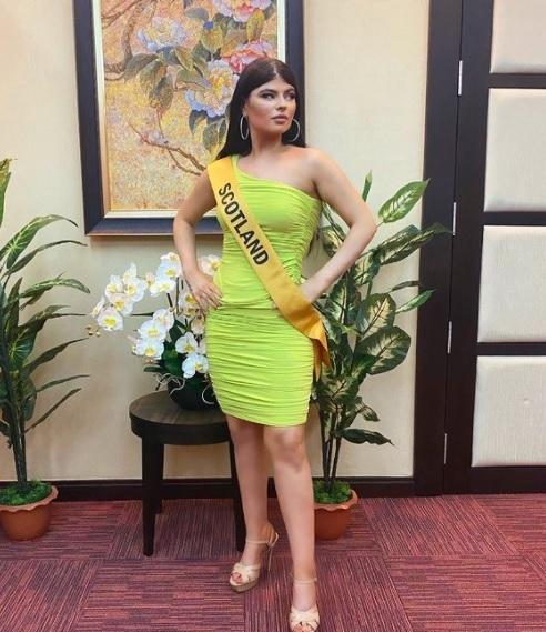 Tiết lộ về thí sinh đặc biệt nhất ở Hoa hậu Hòa bình Quốc tế