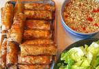 Mẹo nấu cháo, rán nem và hấp cá đơn giản mà ngon