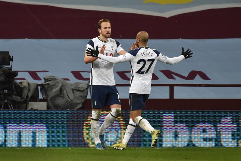 Tottenham thắng 'rửa mặt', Mourinho rũ bỏ áp lực
