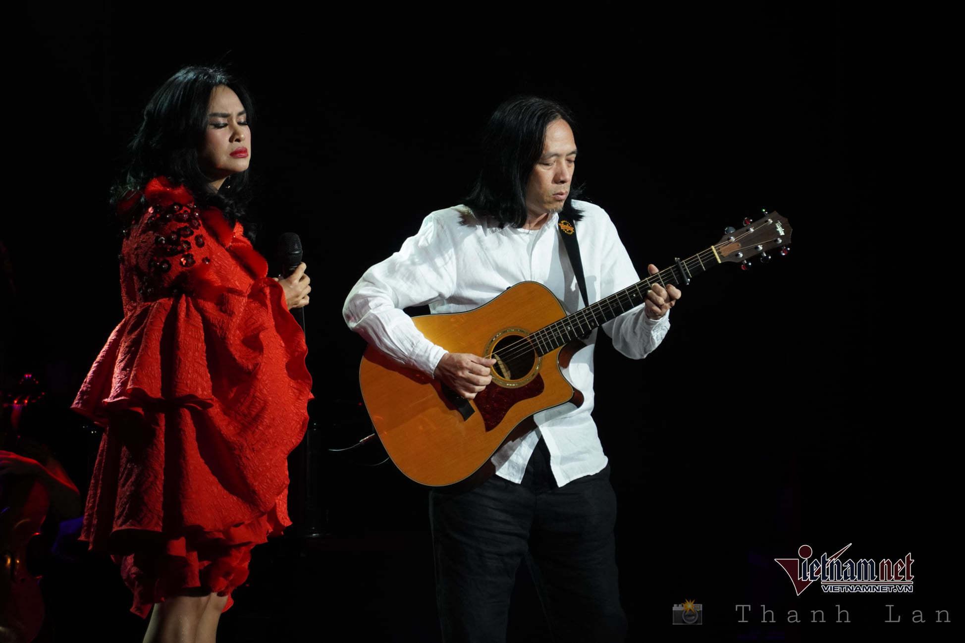Tùng Dương nhắn người yêu Thanh Lam phải chung thủy