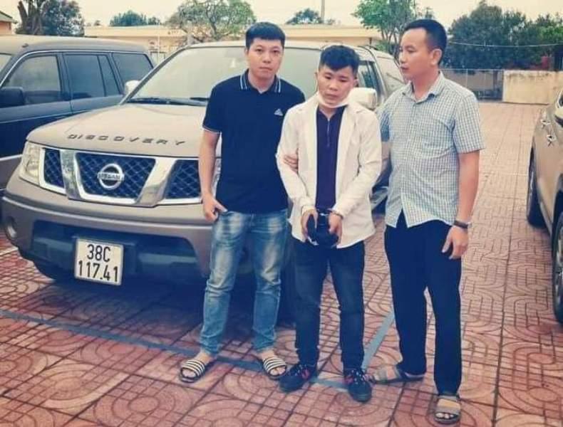 9X trộm xe ô tô từ Hà Tĩnh lái vào Quảng Trị gặp bạn gái quen qua mạng