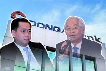 Biến động DongABank, số phận khối tiền trăm tỷ của Vũ Nhôm