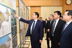 Hanoi vows not to build high-rises in inner city