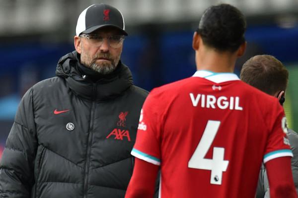 Van Dijk khiến Klopp nổi điên vì muốn dự Euro 2020