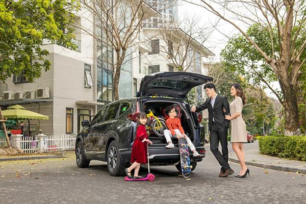 3 lý do Honda CR-V 2020 'đốn tim' khách hàng