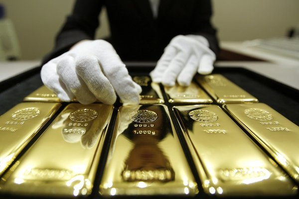Mục sở thị kho vàng lớn nhất nước Mỹ