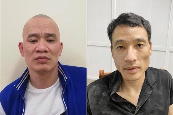 Bắt tạm giam Dũng 'trọc' vụ đổ xăng dọa đốt nhân viên chung cư ở Hà Nội