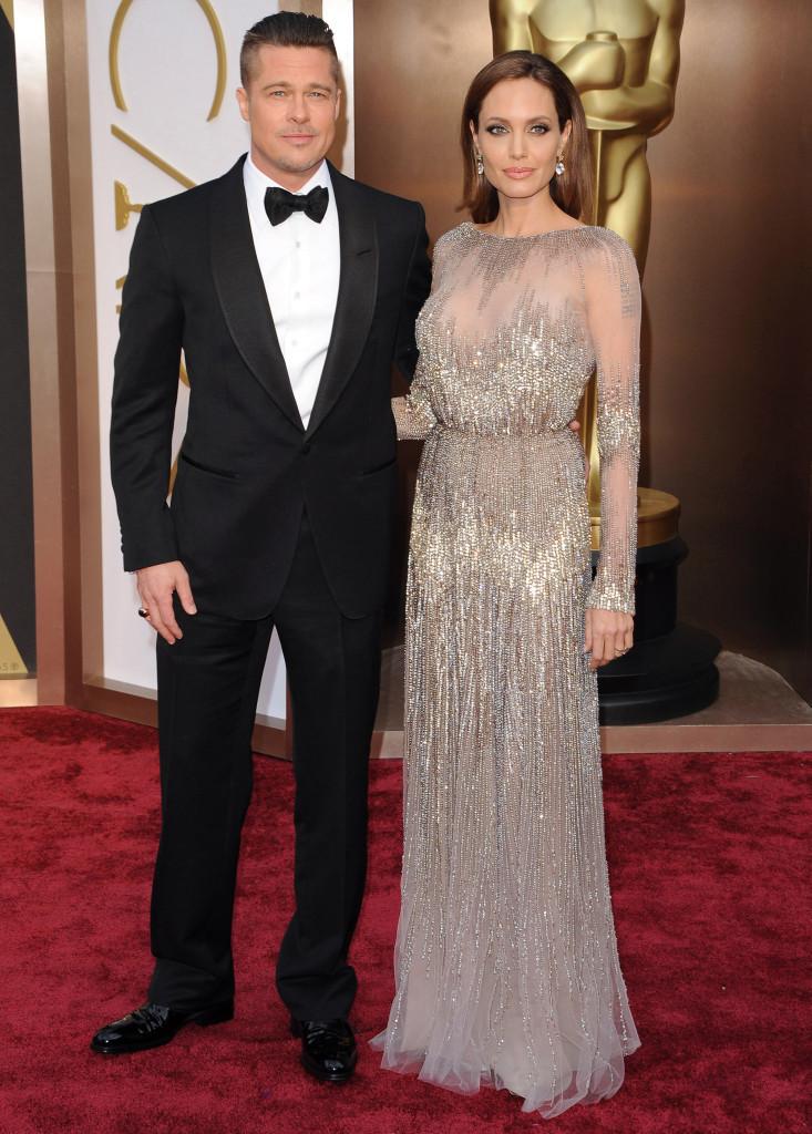 Brad Pitt đau đớn vì đòn mới của Angelina Jolie