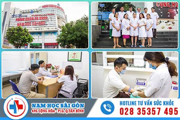 Khám bệnh 'khó nói' cho nam giới ở Q.Tân Bình, TP.HCM