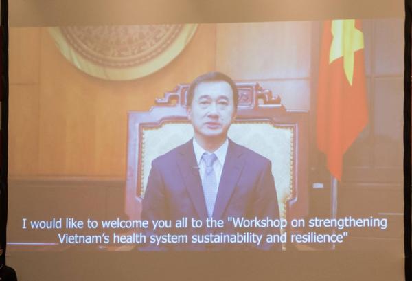 Chuyên gia y tế Việt Nam đề xuất củng cố hệ thống y tế quốc gia